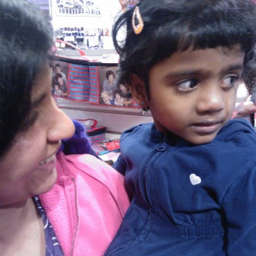 Ear Piercing at Claire's « Varghese Pallathu